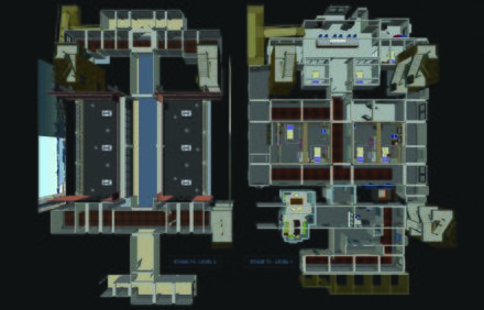 A Medical Maze  THE MULTILEVEL WORLD OF  NEW AMSTERDAM