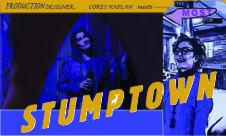 Stumptown building a world of graphic reality
