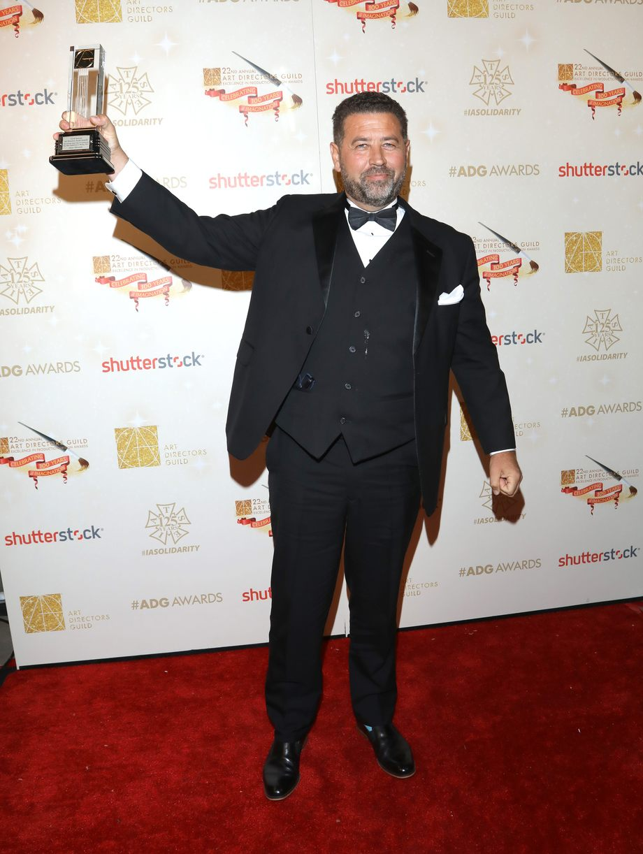 Art Directors Guild : ADG Awards – THE 22<sup>nd</sup